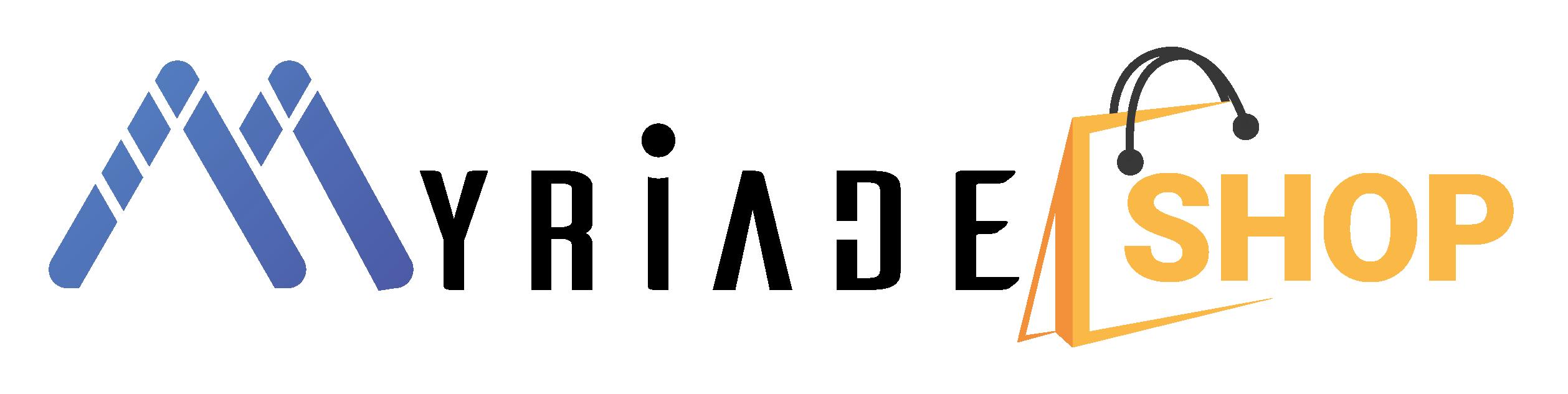Logo Myriade Shop